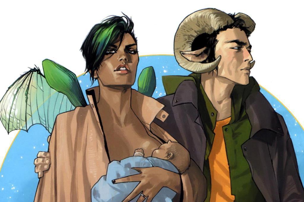 Saga: 5 motivos para embarcar na diversidade da space opera!
