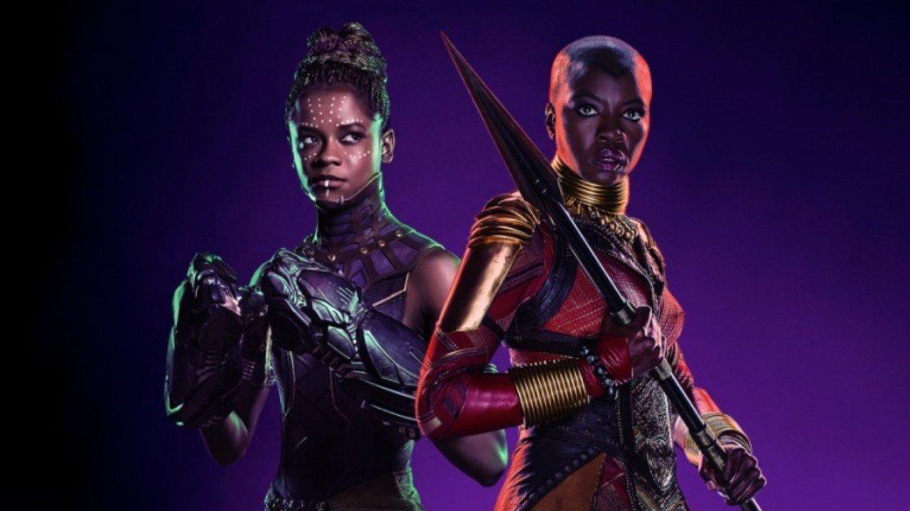 A força de Okoye e o brilho de Shuri mereciam mais do que o visto em Vingadores