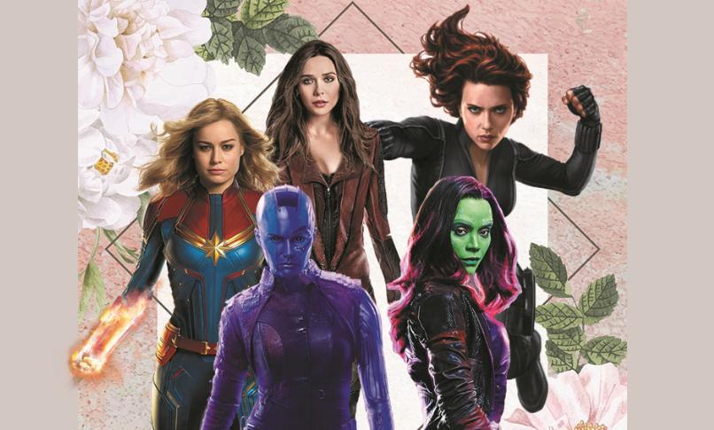 #04 Vingadores: Ultimato – a força das mulheres no MCU!