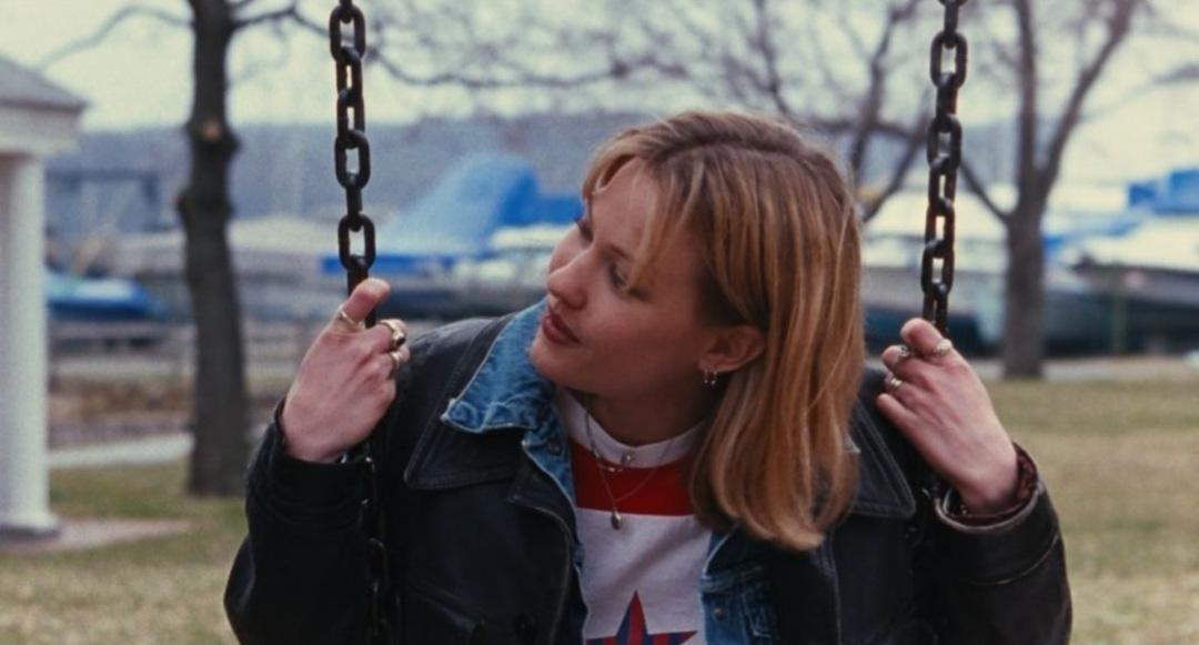 """Alyssa Jones em """"Procurando Amy"""""""