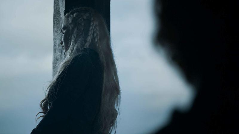Daenerys Targaryen (Emilia Clarke) (Foto: Reprodução)
