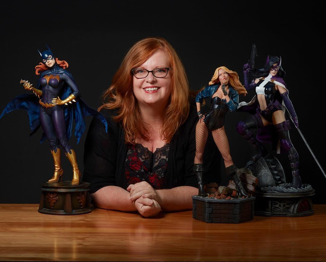 Mulheres nos Quadrinhos: Gail Simone