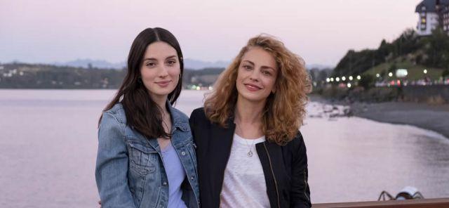 María Valverde e Dolores Fonzi