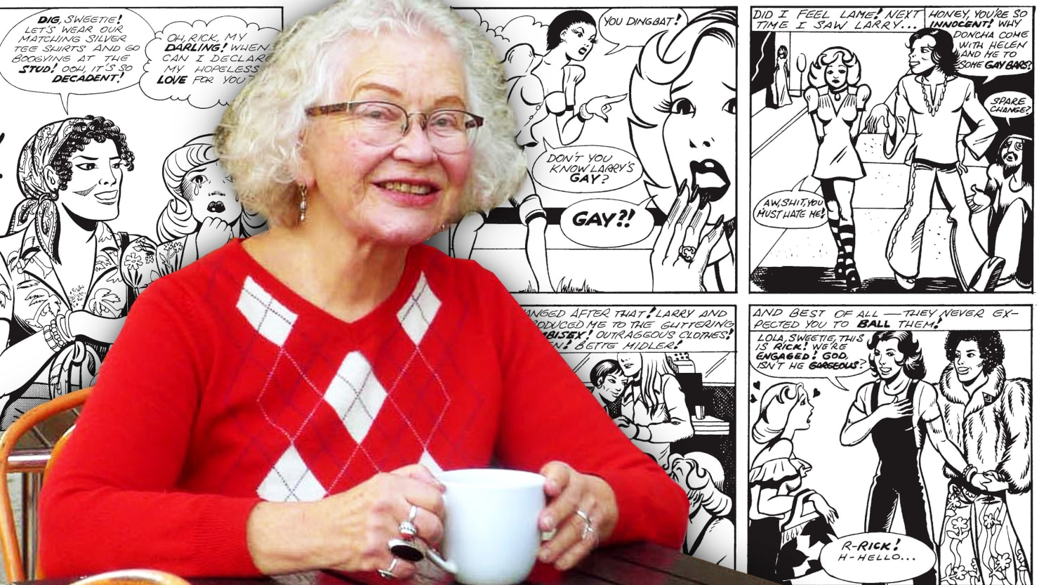 Mulheres nos Quadrinhos: Trina Robbins
