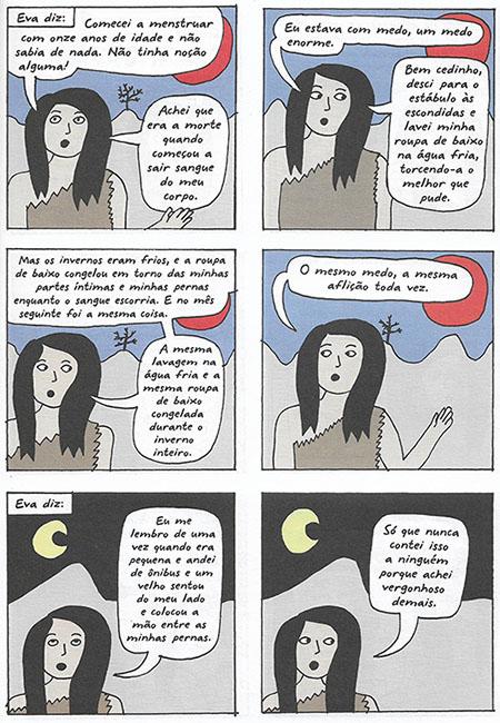 """Eva em """"A Origem do Mundo"""""""