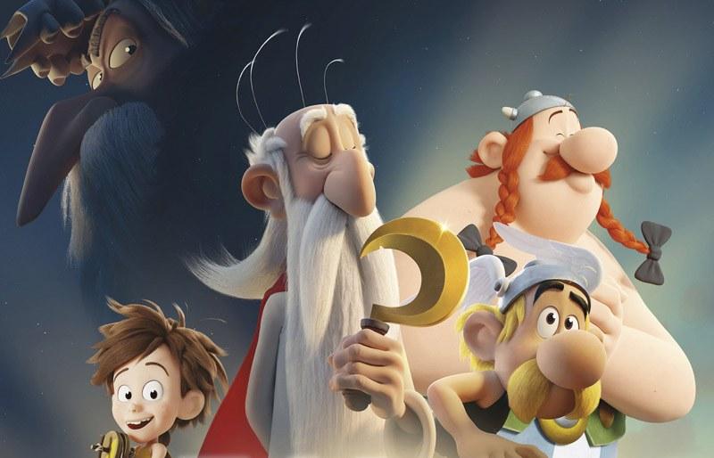 Asterix e o Segredo da Poção Mágica: mais do mesmo no clássico francês