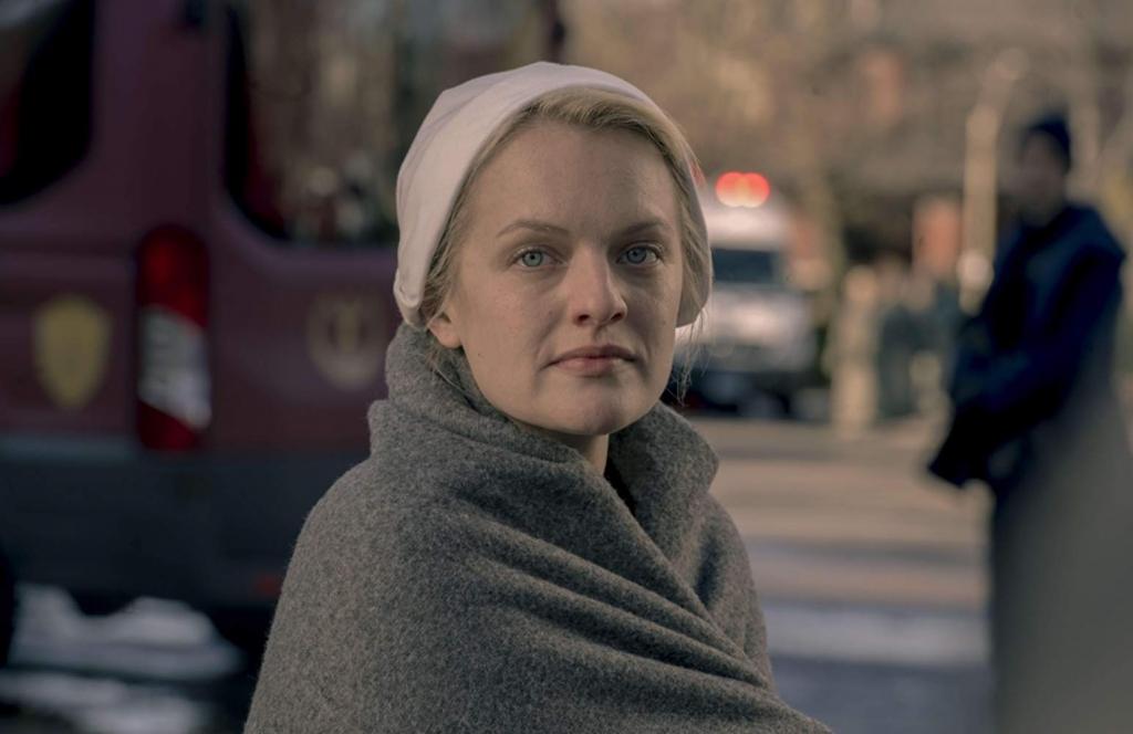 June (Elisabeth Moss)
