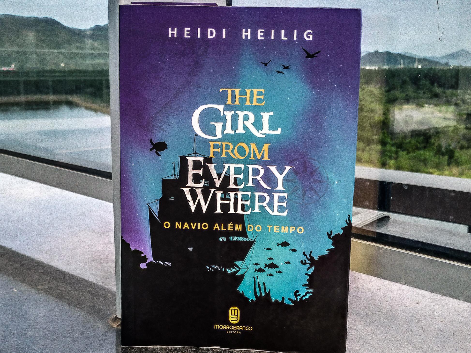 The Girl From Everywhere – O Navio Além do Tempo: entre o determinismo e livre arbítrio