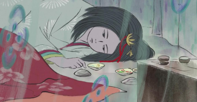 O Conto da Princesa Kaguya: as feridas do patriarcado pelo olhar de uma princesa