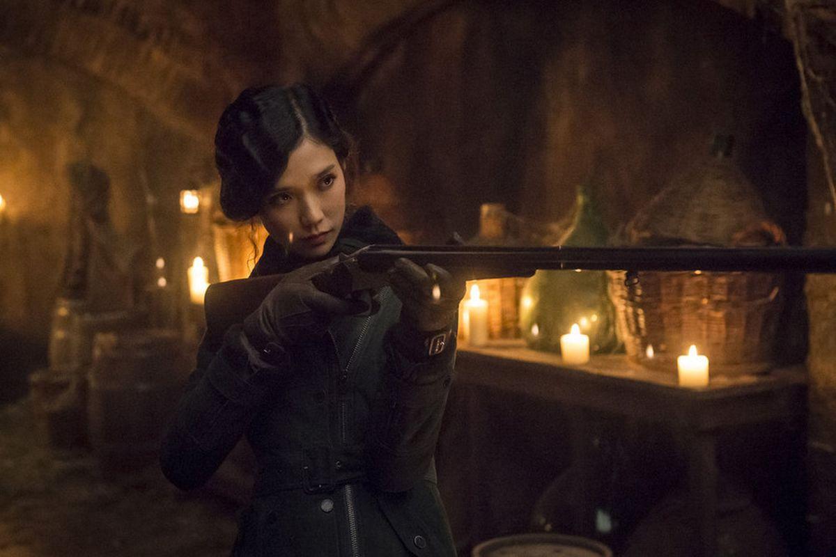 """A representatividade feminina na série """"Hannibal"""""""