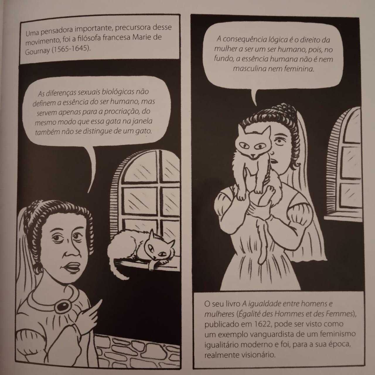Uma breve história do feminismo no contexto euro-americano
