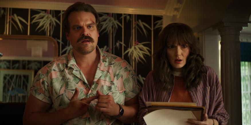 Hopper e Joyce