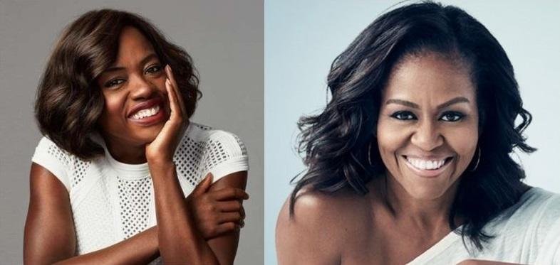 Viola Davis interpretará Michelle Obama em nova série