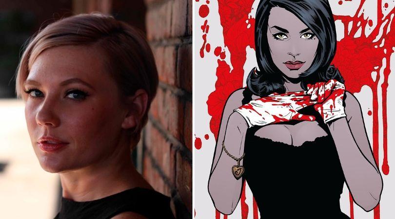 Mulheres nos Quadrinhos: Joëlle Jones