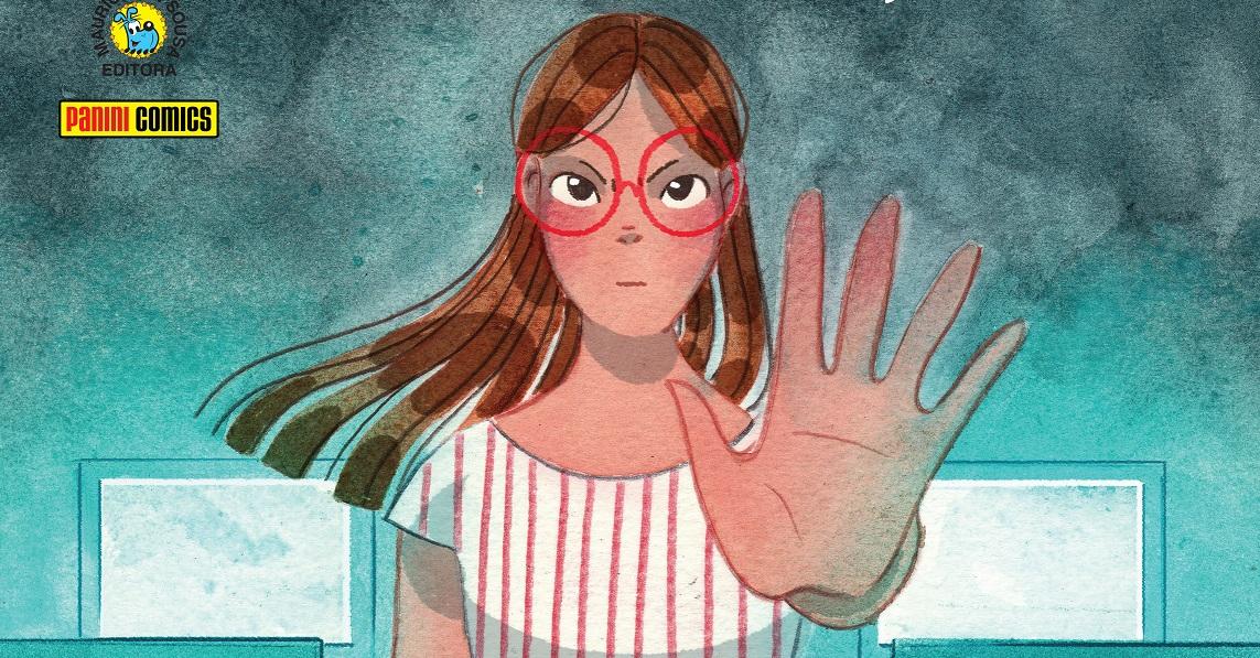 """""""Tina: Respeito"""", nova Graphic MSP, vai tratar de assédio"""