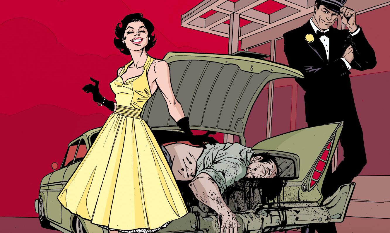 Lady Killer: bela, recatada, do lar e assassina em série!