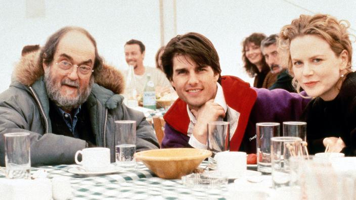 Kubrick, Tom Cruise e Nicole Kidman