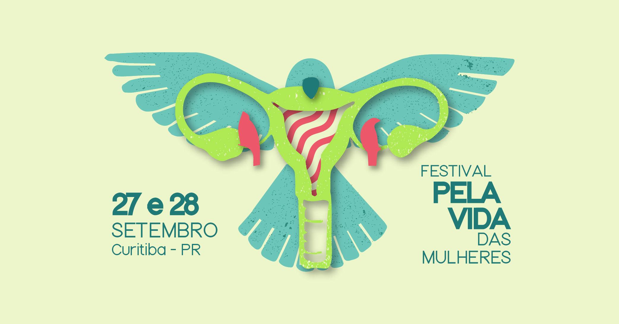 Festival Pela Vida das Mulheres ocorre até amanhã (28) em Curitiba
