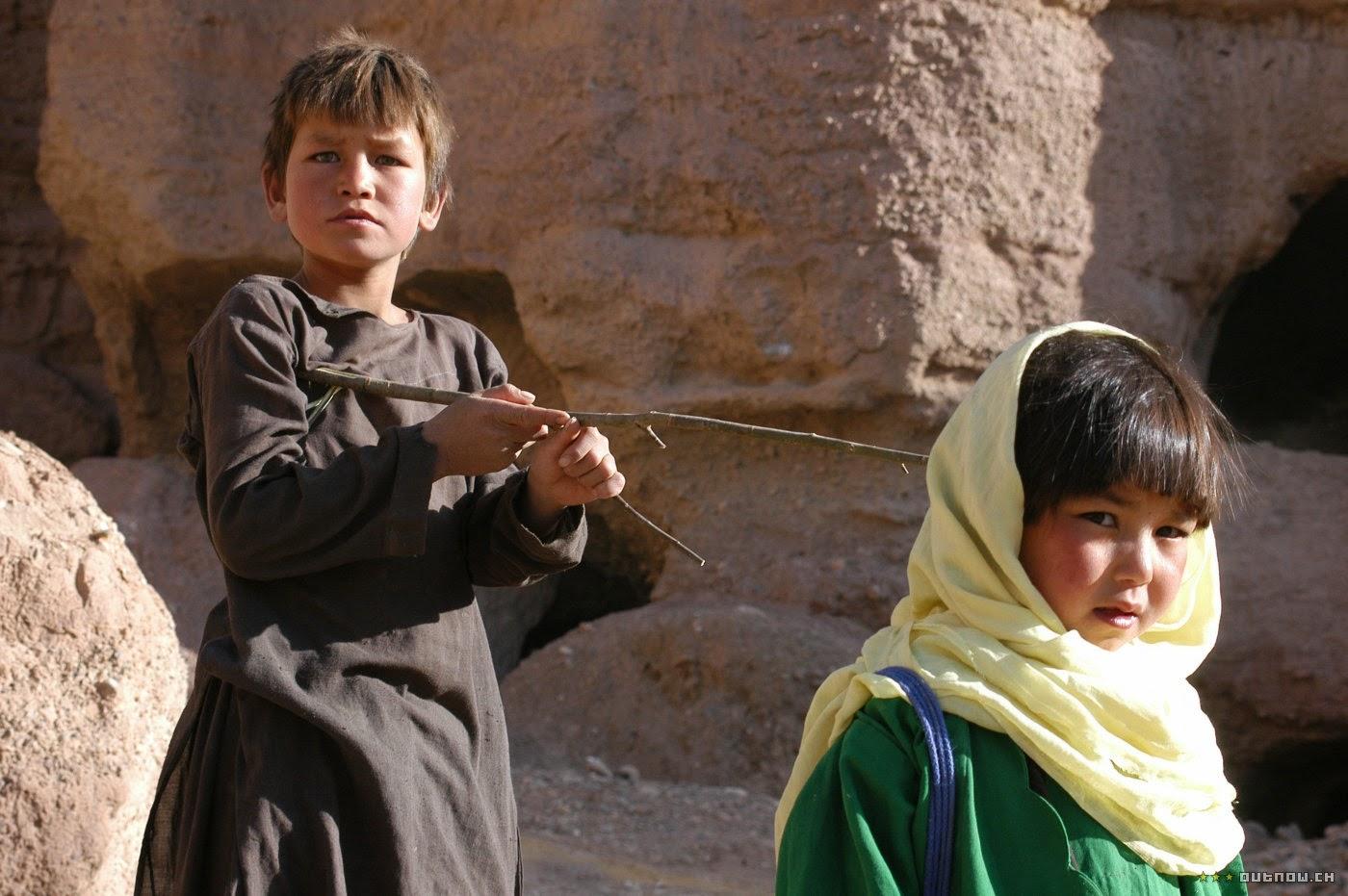 E Buda Desabou de Vergonha (2007) - Dir. Hana Makhmalbaf