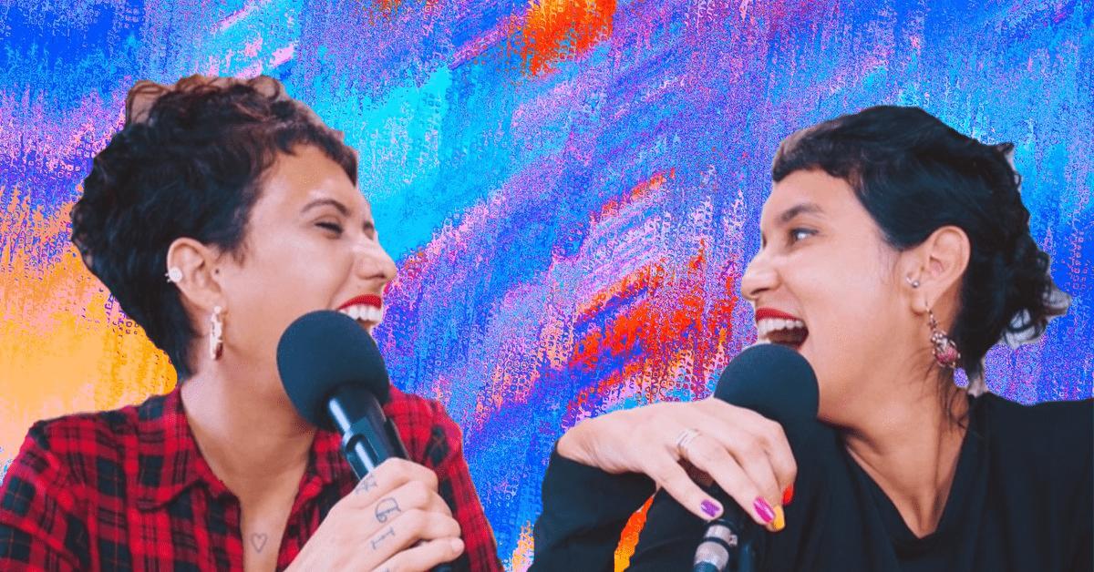 Mulheres podcasters: a dor e a delícia em ser o que se é