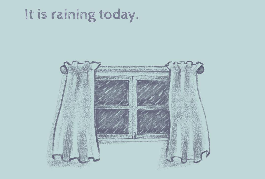 Jogos que falam sobre depressão e ansiedade - Rainy Day