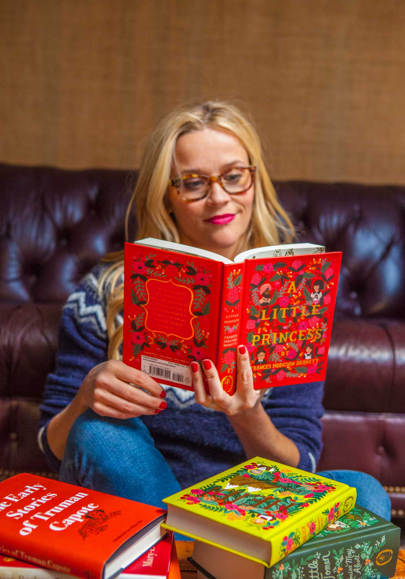 Reese's Book Club - Reese Witherspoon