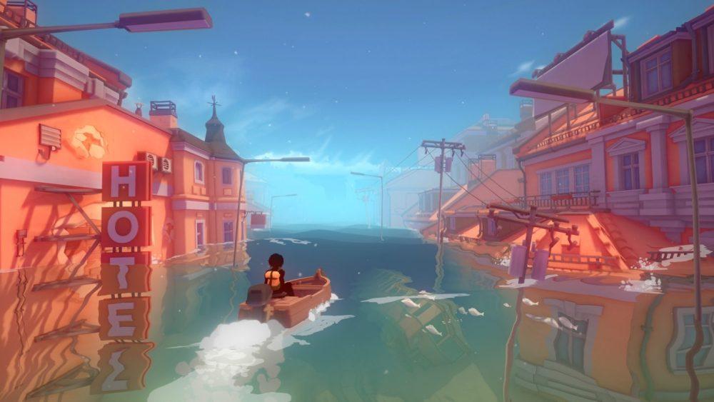 Jogos que falam sobre depressão e ansiedade - Sea of Solitude