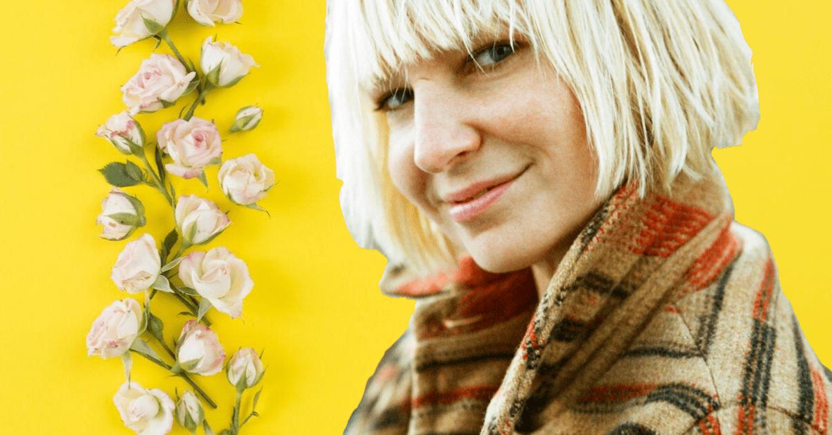 Sia: há mais de 25 anos cantando como um pássaro livre