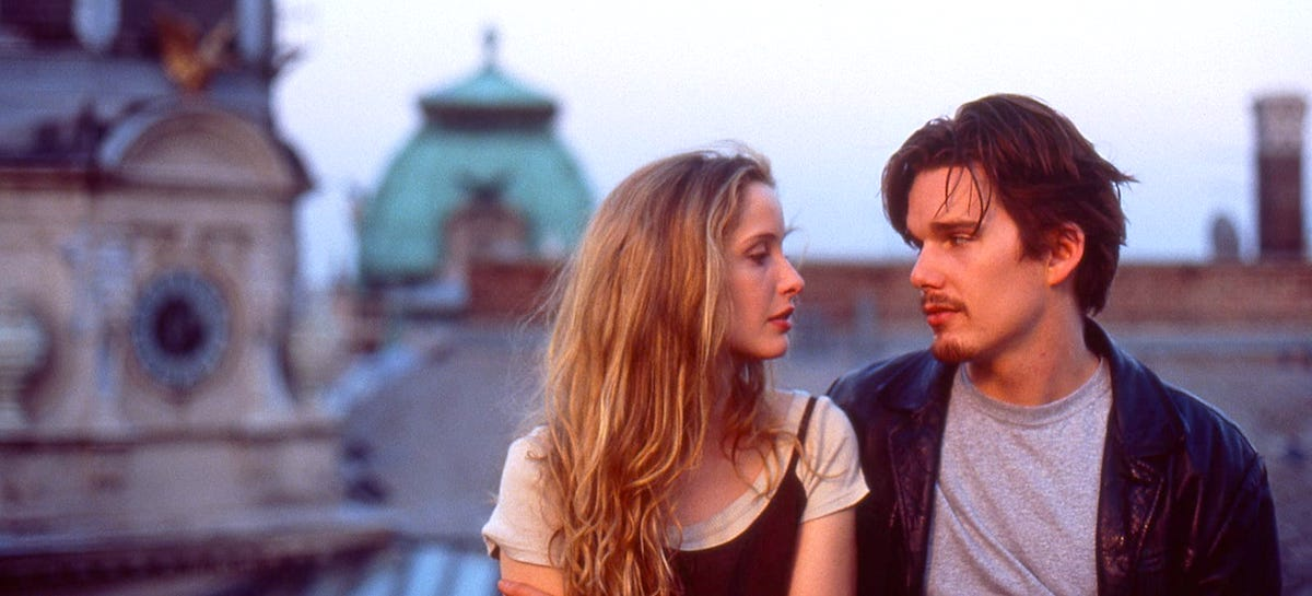 A Trilogia do Antes: uma carta de Linklater ao amor e intimidade
