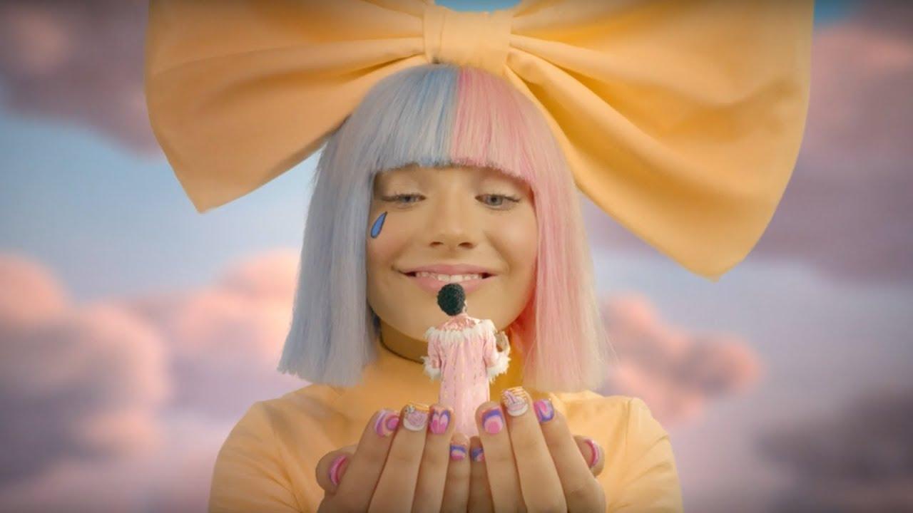 Sia em lançamento do LSD