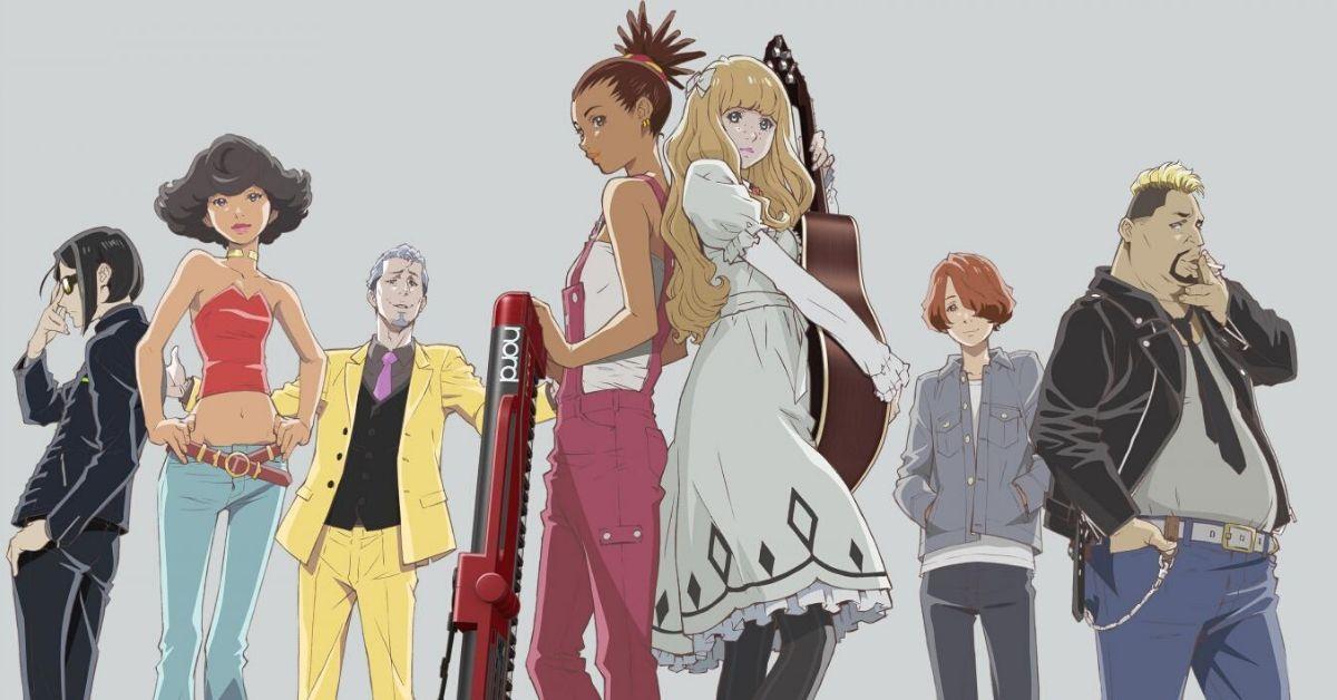 Carole and Tuesday - anime de Shinichiro Watanabe - Netflix