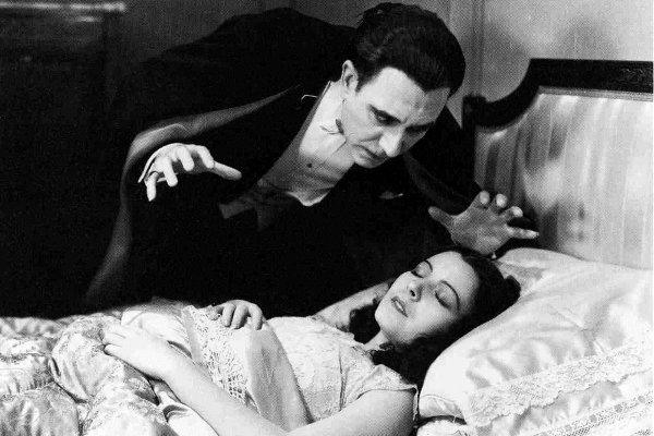 """Monstros da Universal -Cena de """"Drácula"""" (1931)"""