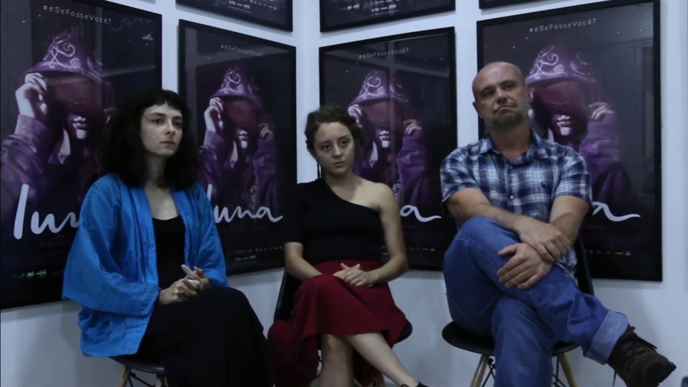 Luna: atrizes e diretor falam sobre feminismo, atuação e importância da escuta na direção