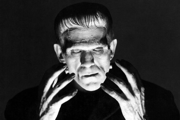 Monstros da Universal - Frankenstein (1931)
