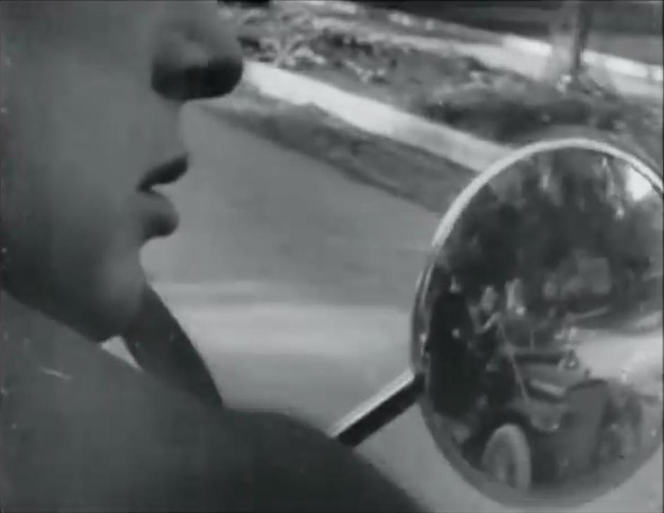 Suspense 1913 - Reflexo retrovisor - Lois Weber