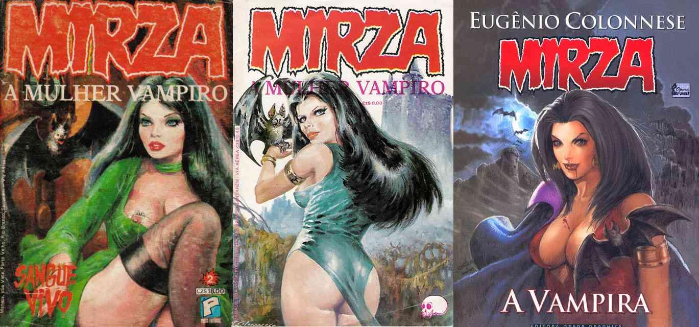 quadrinhos eróticos no Brasil