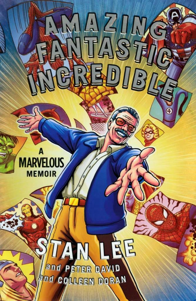 Autobiografia Ficcional de Stan Lee