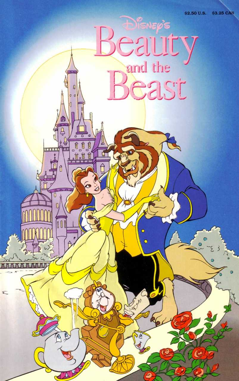 Disney's Beauty and the Beast - Colleen Doran