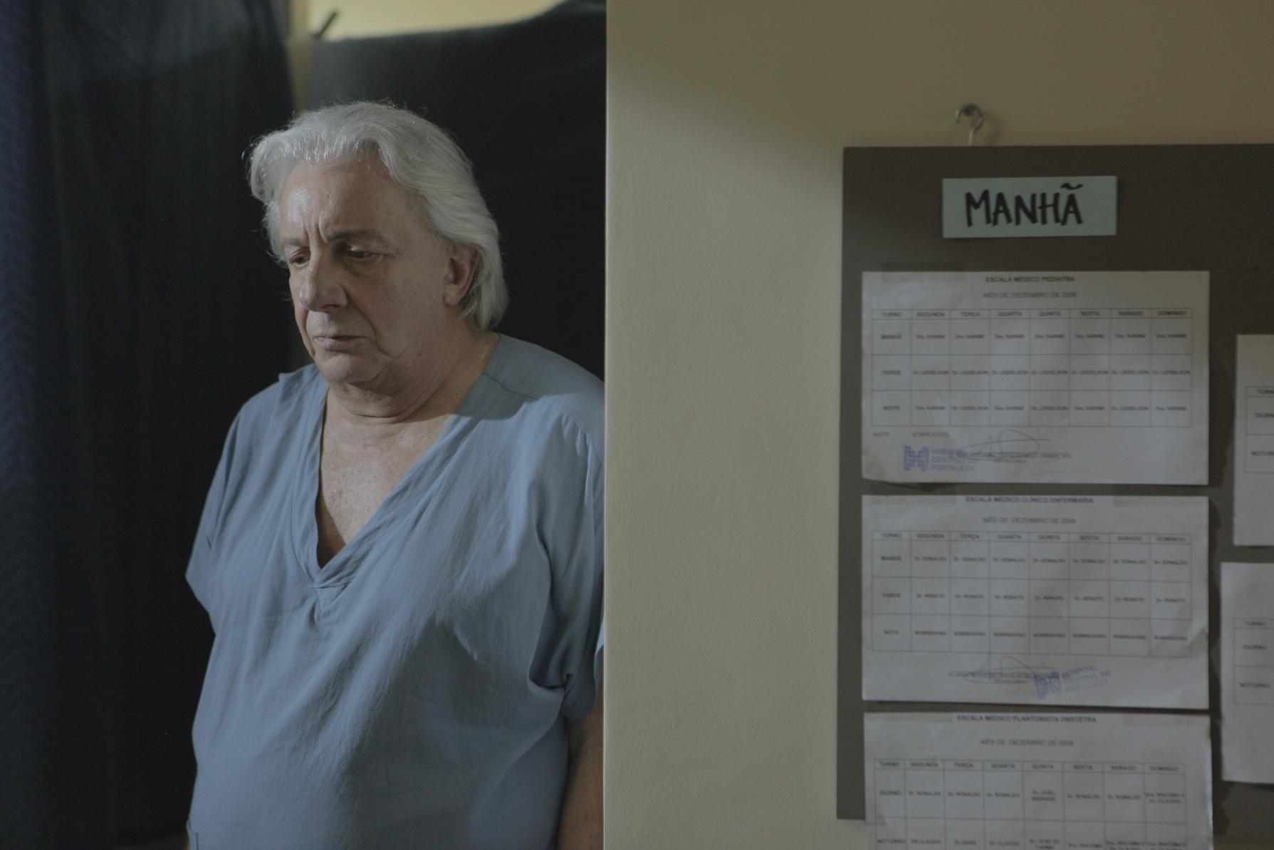 "Pedro (Marco Nanini) em ""Greta"""