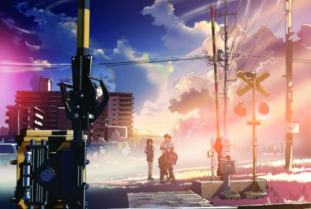 Vozes de uma Estrela Distante - Makoto Shinkai