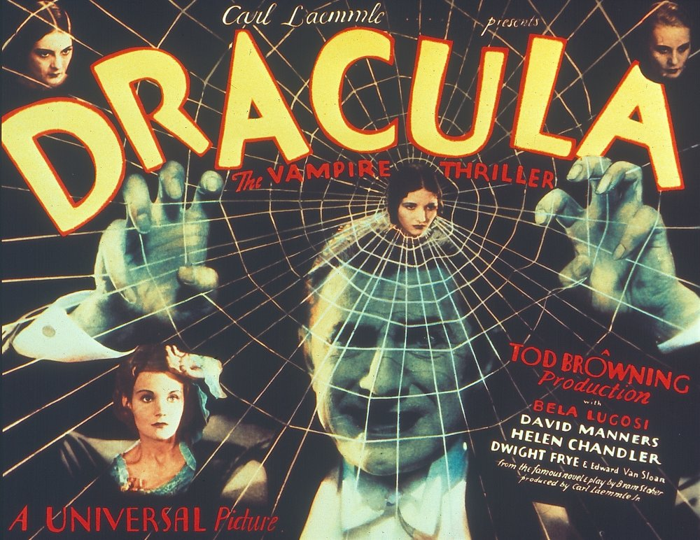 Cartaz do filme Drácula (1931)