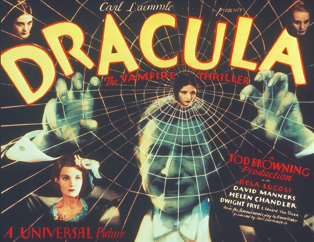 Cartaz do filme Drácula (1931)