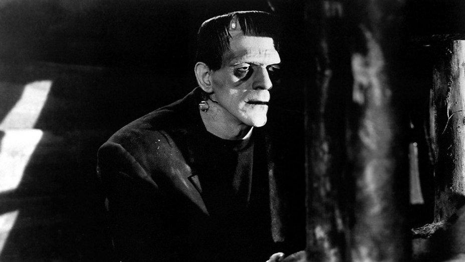 Monstros da Universal - Frankenstein (Boris Karloff)