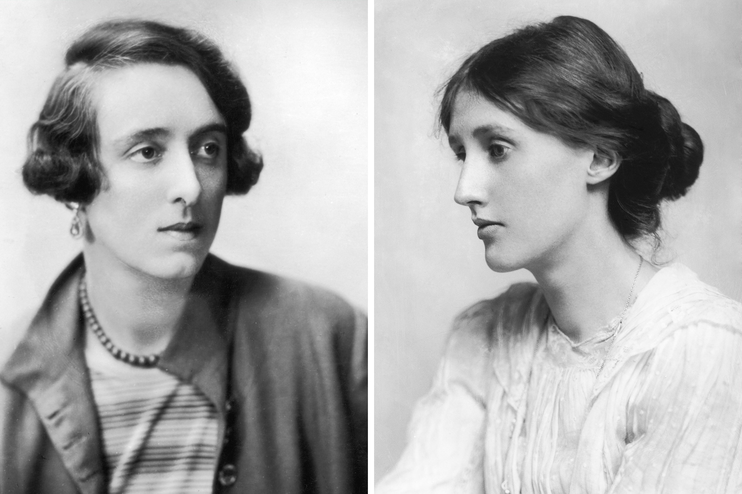 Vita Sackville-West e Virginia Woolf
