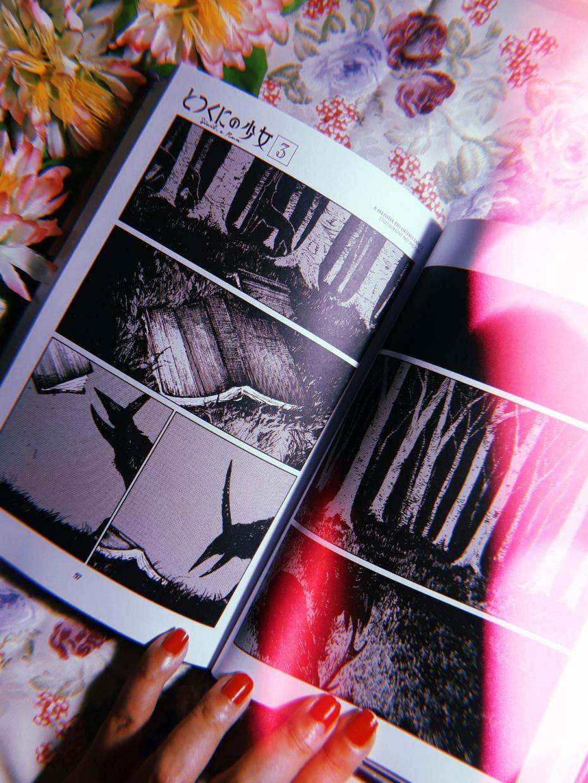 Nagabe, volume 3 - resenha