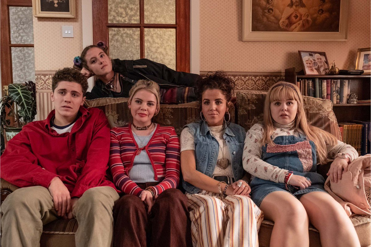 Derry Girls - crítica - série Netflix