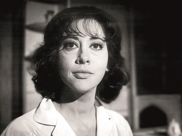 Fernanda Montenegro na juventude.