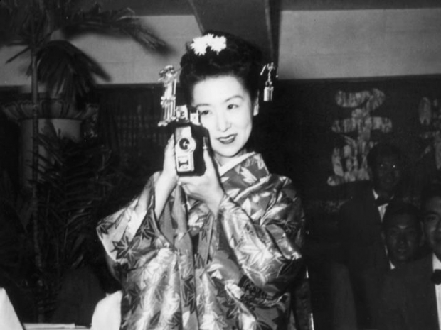 Kinuyo Tanaka