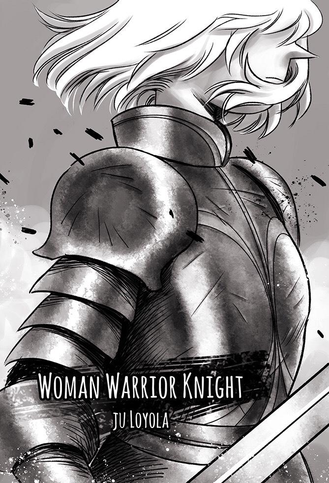 Woman Warrior Knight - CCXP 2019