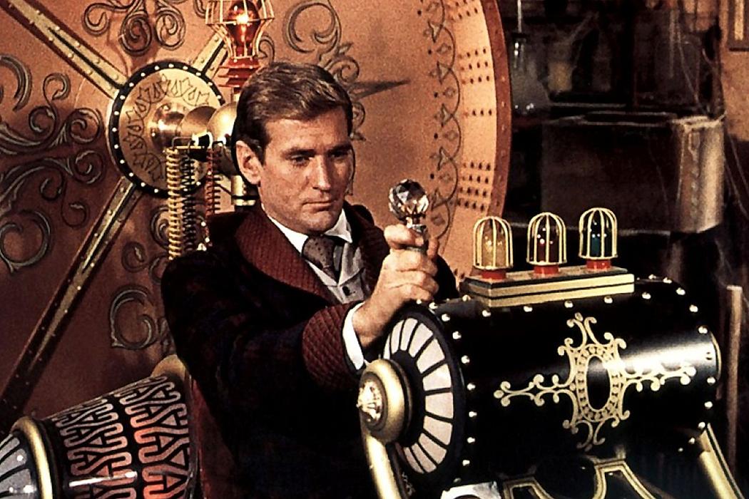 """Trecho de """"The Time Machine"""", filme baseado na obra de H. G. Wells"""